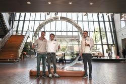 Эстебан Герьери, Рио Мичигами и Норберт Михелис, Honda Racing Team JAS, Honda Civic WTCC