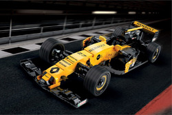 Lego Renault Sport F1 Team RS17