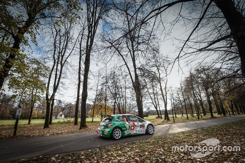 Паоло Андреуччи, Анна Андреуччи, Peugeot 208 T16