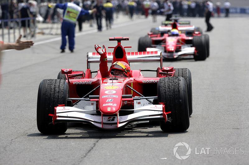 2006 - Ferrari
