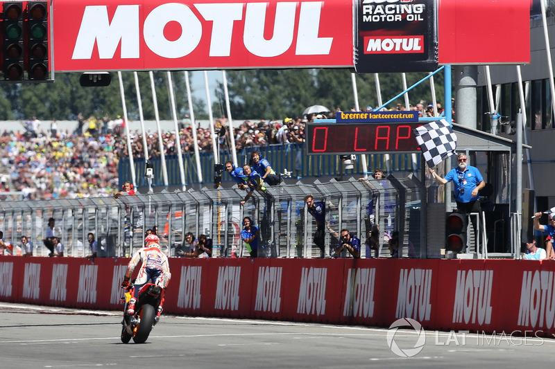 18. Gran Premio de Holanda 2018: Marc Marquez, Repsol Honda Team