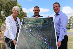 Rockhampton track design project presentation