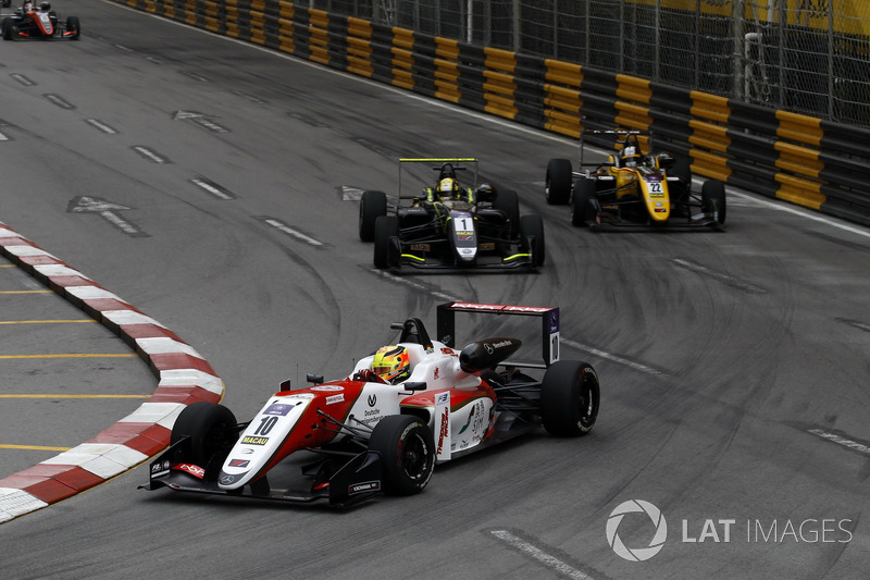 Мік Шумахер, SJM Theodore Racing by Prema, Dallara Mercedes