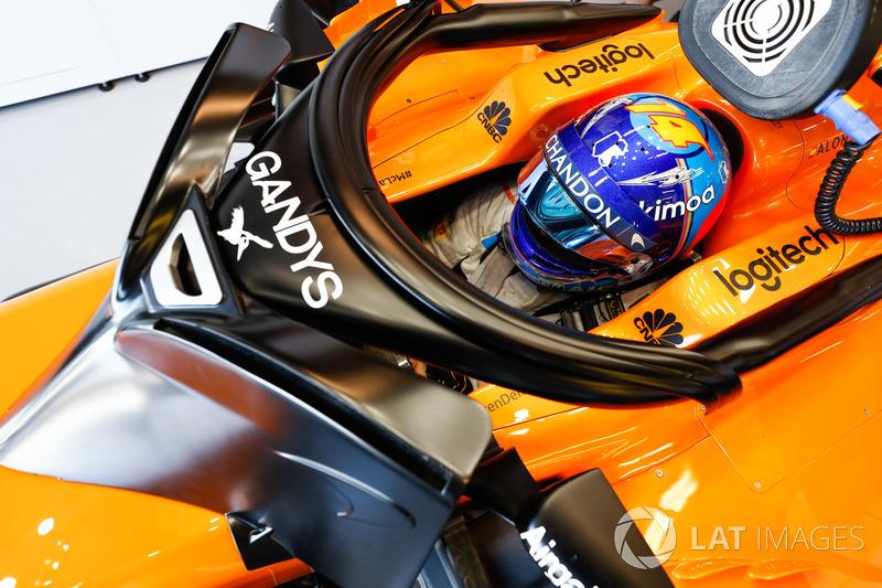 A McLaren também fechou patrocínio com fabricante de chinelos