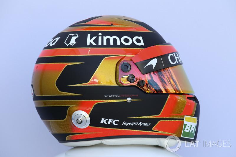 #2: Stoffel Vandoorne, McLaren