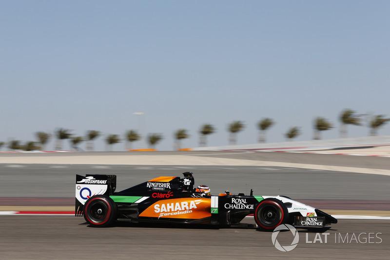 2014: Force India-Mercedes VJM07
