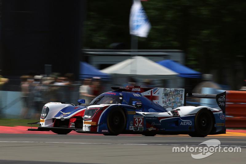 #32 United Autosports Ligier LMP2, P: Phil Hanson, Bruno Senna, Paul Di Resta