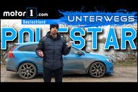 Volvo V60 Polestar 2018   UNTERWEGS mit Daniel Hohmeyer