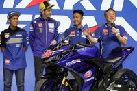 WorldSSP300: Motor Galang Hendra, Yamaha MotoX Racing