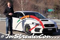 Benjiamin Albertalli e la Subaru WRX STI