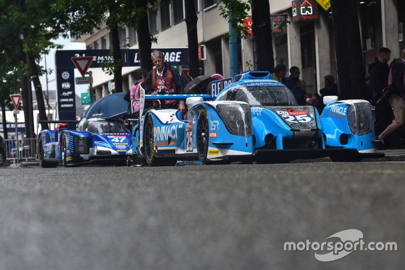 #25 Algarve Pro Racing Ligier JSP217 Gibson