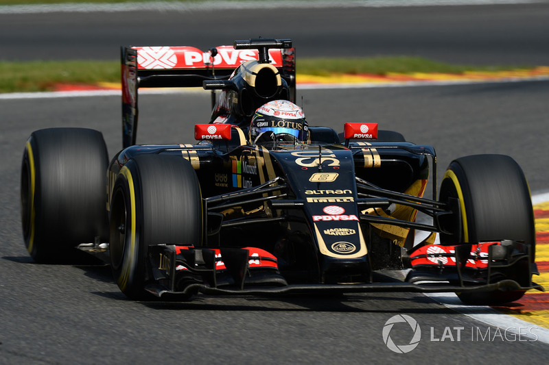 Lotus E23 (2015)
