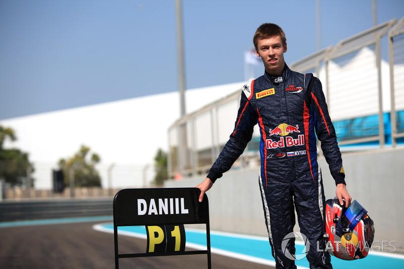 Champion 2013 : Daniil Kvyat
