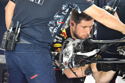 Red Bull Racing RB13: Bremse