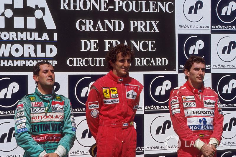 GP de Francia 1990