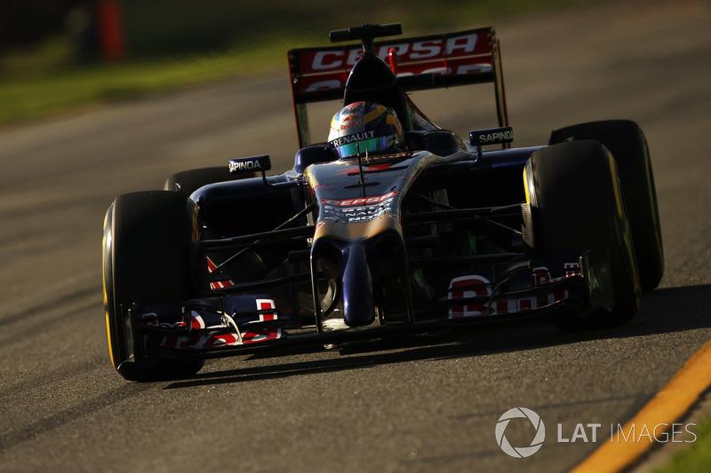 "17. <img src=""https://cdn-5.motorsport.com/static/img/cfp/0/0/0/0/75/s3/france-2.jpg"" alt="""" width=""20"" height=""12"" />Jean-Eric Vergne, 58 Grandes Premios (2012-2014), el mejor resultado es el 6° lugar en (Canadá 2013 y Singapur 2014)."