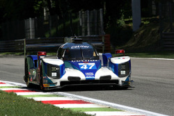 #47 Cetilar Villorba Corse, Dallara P217 - Gibson: Роберто Лакорте, Андреа Беликки, Джорджио Сернаджотто