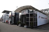 F1 Experiences, motorhome