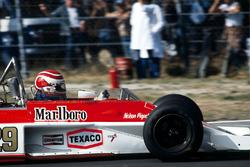 Nelson Piquet, BS Fabrications McLaren M23