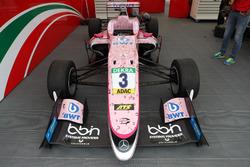 La monoposto di Maximilian Günther, Prema Powerteam Dallara F317 - Mercedes-Benz