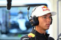 Pierre Gasly, Red Bull Racing, Testfahrer