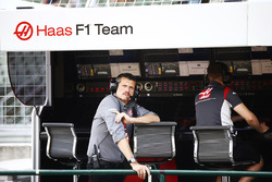 Guenther Steiner, Director Haas F1 Team