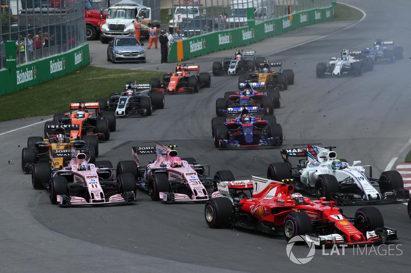 Gewinner: Force India