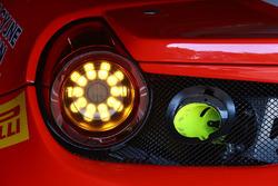 Detail: Kessel Racing, Ferrari 458 Italia GT3