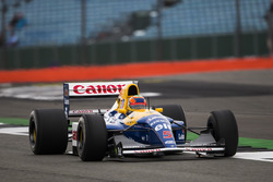 Карун Чандок Williams FW14B Renault