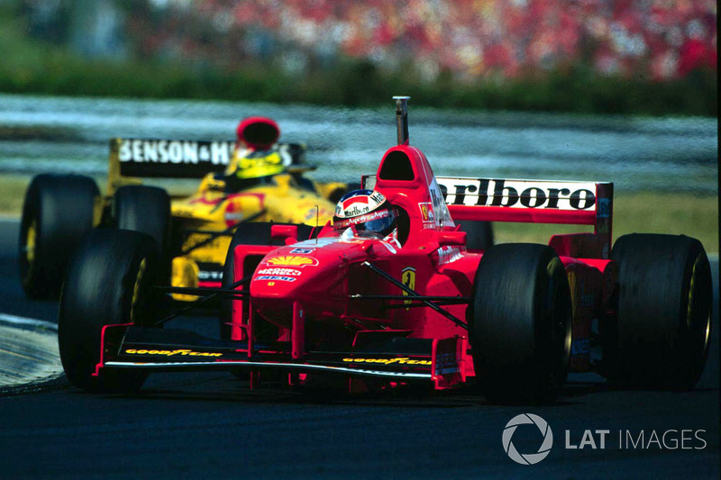 1997 Hungarian GP, Ferrari F310B