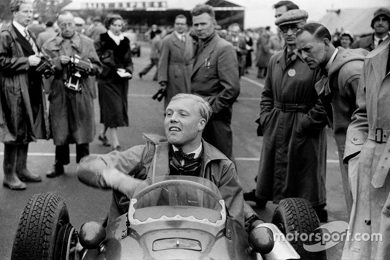 Mike Hawthorn: 1 Grand Chelem