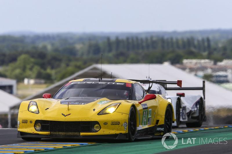 #64 Corvette Racing, Corvette C7.R: Oliver Gavin, Tommy Milner, Marcel Fassler