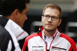 Andreas Seidel, director del equipo Porsche