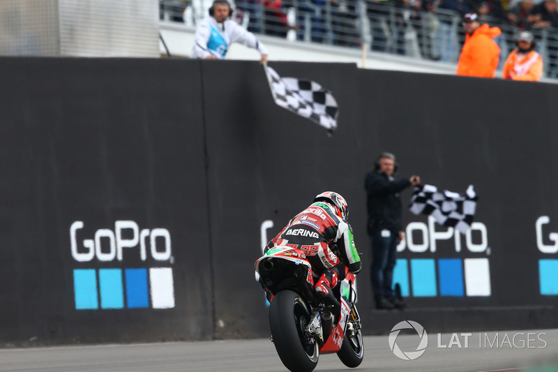 15. Sam Lowes, Aprilia Racing Team Gresini