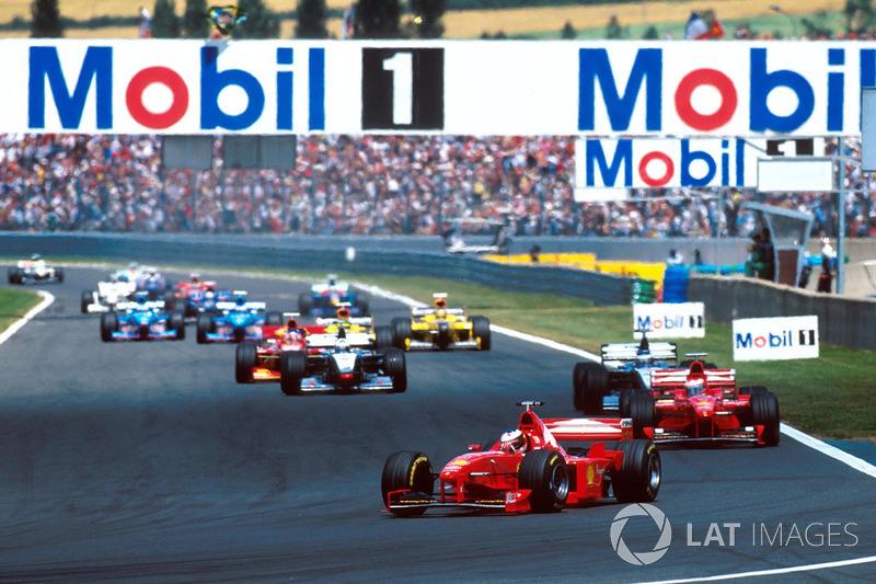 GP Perancis 1998