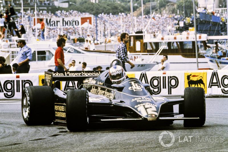 1982 Lotus