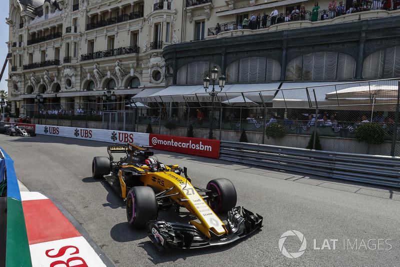 10. Nico Hülkenberg, Renault Sport F1 Team, RS17