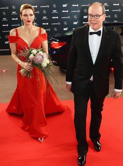 Prince Albert II of Monaco and Charlene, Princess of Monaco
