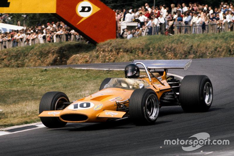 Dan Gurney, McLaren M14A Ford (1970-1971)