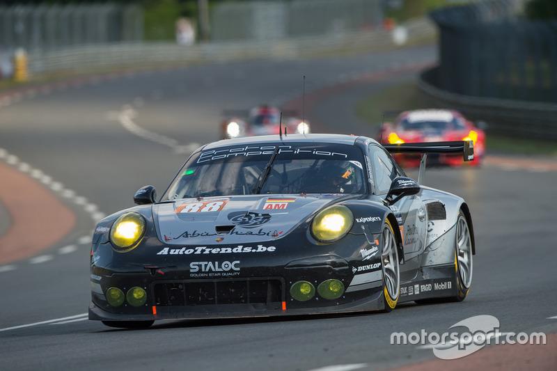 Ausfall LMGTE-Am: #88 Proton Competition, Porsche 911 RSR