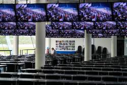 Le centre médias