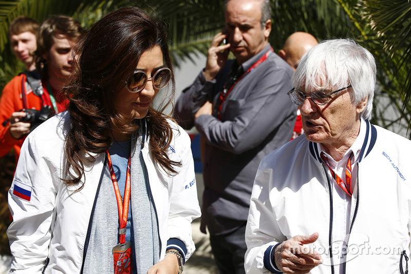 Bernie Ecclestone, Fabiana Ecclestone