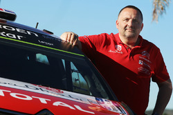 Yves Matton, directeur, Citroën World Rally Team