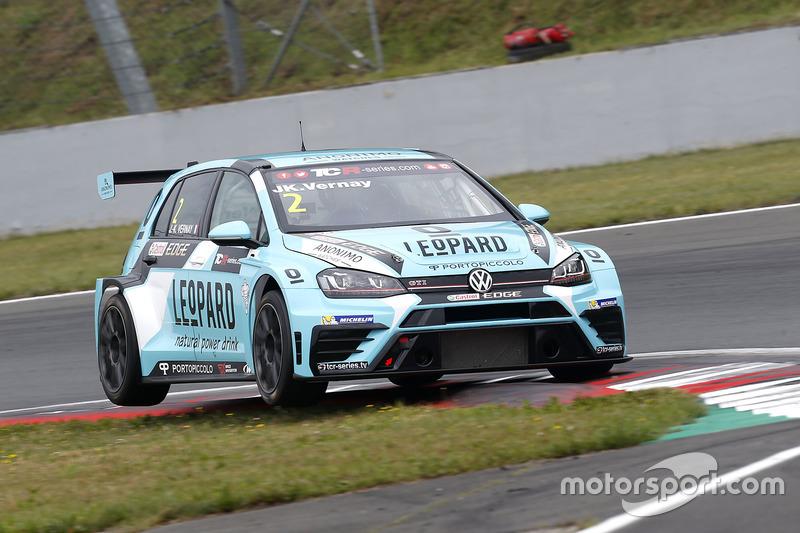 Жан-Карл Вернэ, Leopard Racing Team WRT Volkswagen Golf GTi TCR