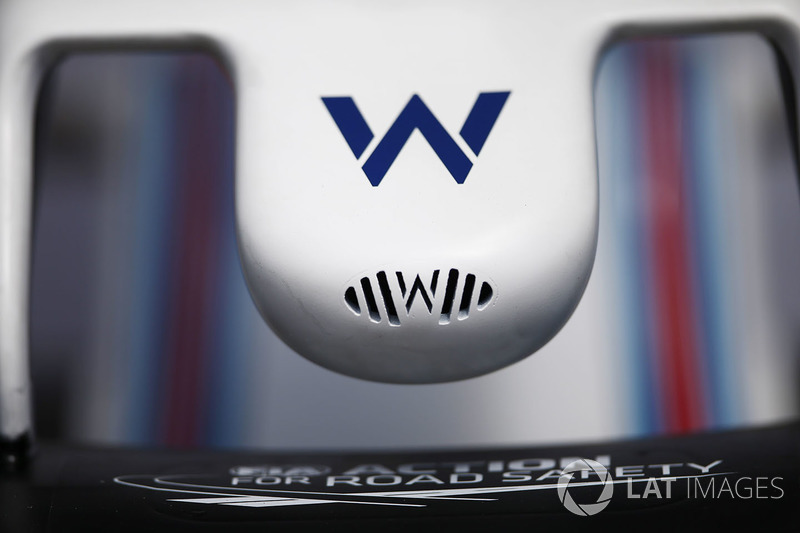 Носова частина Williams FW40