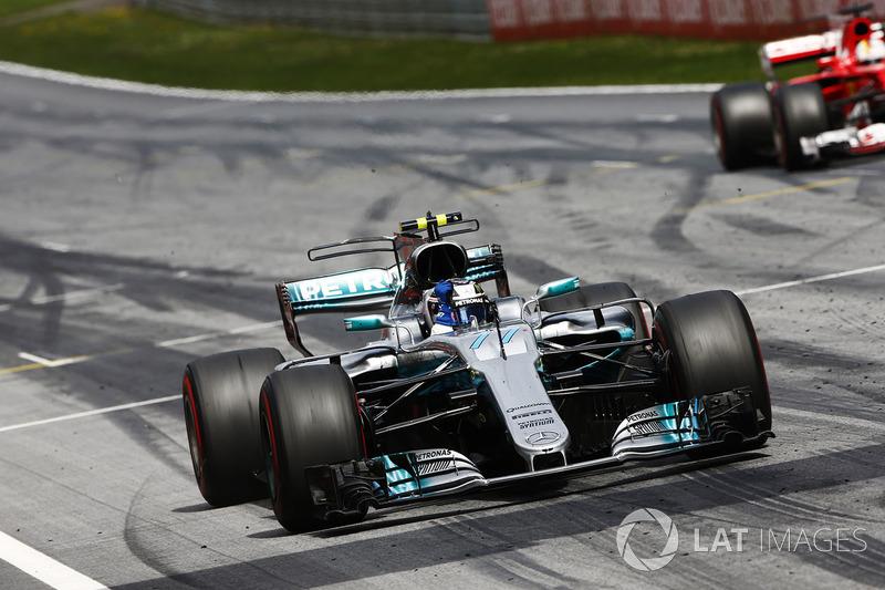 48° victoria de Finlandia en la F1