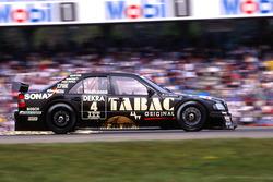 Funkenflug: Jan Magnussen, AMG Mercedes C-Klasse