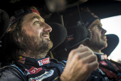 David Castera, Peugeot Sport, Cyril Despres, Peugeot Sport