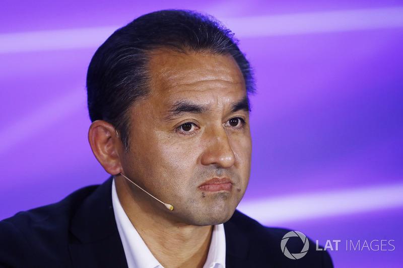 Katsuhide Moriyama, Honda