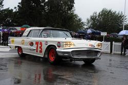 St Mary's Trophy: Tom Kristensen Ford Thunderbird